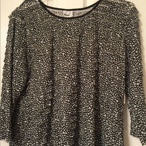 Shimmery Blouse